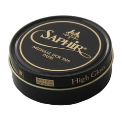 Saphir Médaille d'Or Shoe Wax Polish - Dark Brown (50 ml)