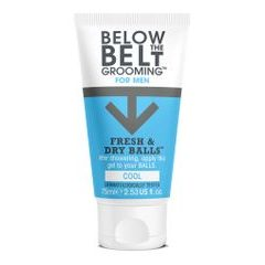 Below The Belt Gift Box - Cool (with boxer briefs)