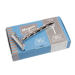 Morgan's Open Comb Safety Razor