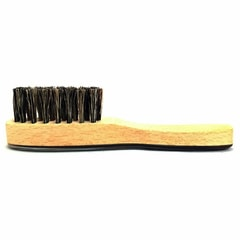 Cyril R. Salter Beard Brush with Ox Horn Back