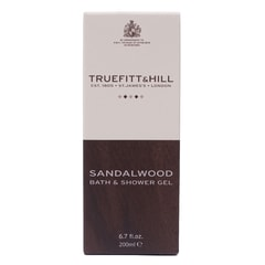 Truefitt & Hill Sandalwood Bath & Shower Gel (200 ml)