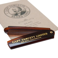 Captain Fawcett Pocket Beard Comb (CF.82)