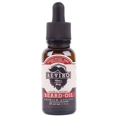 BE-VIRO Cedarwood, Pine and Bergamot Beard Oil (30 ml)