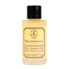 Taylor of Old Bond Street Sandalwood Pre-Shave Oil (30 ml)