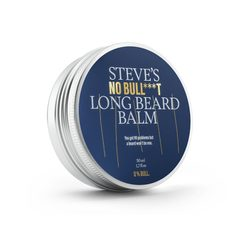 Steve's NO BULL***T Long Beard Balm (50 ml)