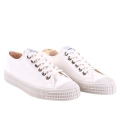 Novesta Star Master 10 White Sneakers