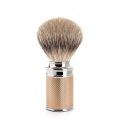 Mühle Silvertip Badger Rose Gold Shaving Brush