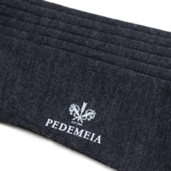 Pedemia Wool Socks - Dark Grey