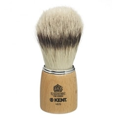 Kent VS70 Natural Bristle Shaving Brush