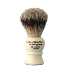 Taylor of Old Bond Street Super Badger White Shaving Brush