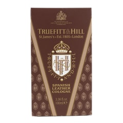 Truefitt & Hill Spanish Leather Eau de Cologne (100 ml)