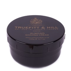 Truefitt & Hill Shaving Cream - Almond (190 g)