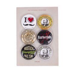 Captain Fawcett Badge Collection