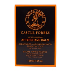 Castle Forbes Cedarwood & Sandalwood After Shave Balm (150 ml)