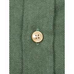 Portuguese Flannel Teca Shirt - Green