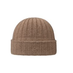 Stetson Cashmere Beanie - Light Brown