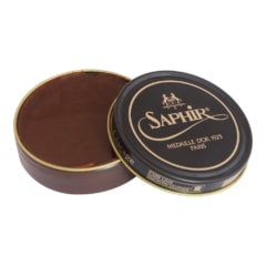 Saphir Médaille d'Or Shoe Wax Polish - Medium Brown (50 ml)