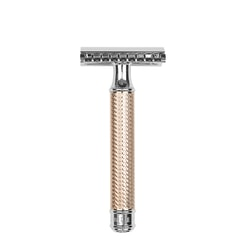 Mühle R41 Open Comb Rosegold Safety Razor