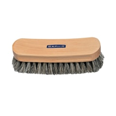 Saphir Natural Horsehair Shoe Brush