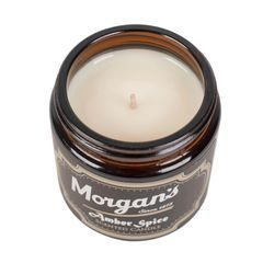 Morgan's Amber Spice Scented Candle