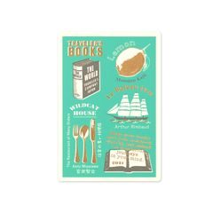 Traveler's Notebook Plastic Bookmark (2021 Passport edition)