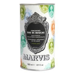 Marvis Strong Mint Mouthwash (120 ml)