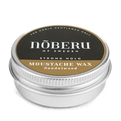 Noberu Sandalwood Heavy Moustache Wax (30 ml)