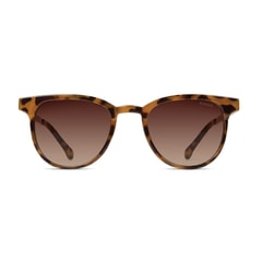 Komono Francis Metail Tortoise/Rose Gold Sunglasses