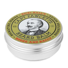 Captain Fawcett Ricki Hall's Booze & Baccy Beard Balm (60 ml)