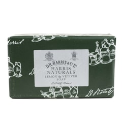 D.R. Harris Natural Lemon & Vetiver Bath Soap (200 g)