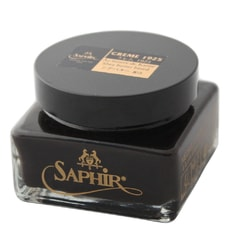 Saphir Médaille d'Or Pommadier Shoe Cream Polish - Black (75 ml)
