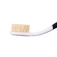 Kent Extra Hard Natural Bristle Tootbrush for Smokers
