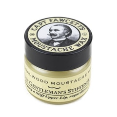 Captain Fawcett Sandalwood Moustache Wax (15 ml)
