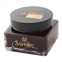 Saphir Médaille d'Or Pommadier Shoe Cream Polish - Burgundy (75 ml)