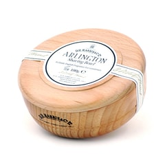 D.R. Harris Arlington Shaving Soap in Wooden Bowl (100 g)