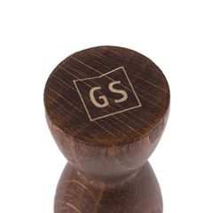 Gentleman Store Small Round Dauber with Natural Horsehair