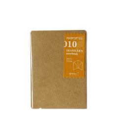 Refill #010: Kraft Paper Folder (Passport)
