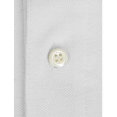 John & Paul Mother-of-pearl Polo - White