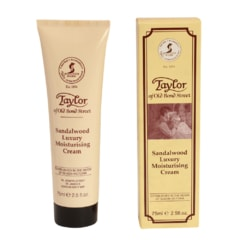 Taylor of Old Bond Street Sandalwood Moisturizing Cream (75 ml)