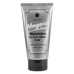 Morgan's Silver & Grey Hair Shampoo (150 ml)