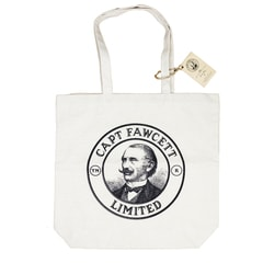 Captain Fawcett Tote Bag