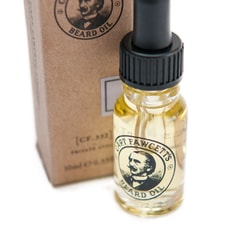 Captain Fawcett Private Stock Travel Sized Beard Oil (10 ml)