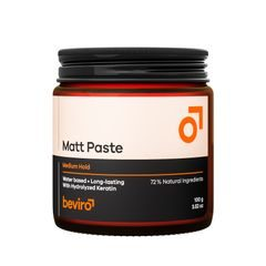 Beviro Medium Hold Matt Paste (100 g)