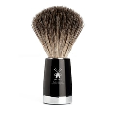 Mühle Pure Badger Black Resin Shaving Brush