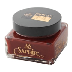 Saphir Médaille d'Or Pommadier Shoe Cream Polish -  Mahogany (75 ml)