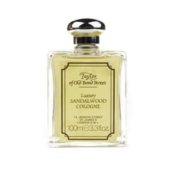Taylor of Old Bond Street Sandalwood Eau de Cologne (100 ml)