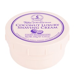 Taylor of Old Bond Street Shaving Cream - Coconut (150 g)