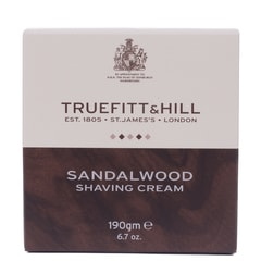 Truefitt & Hill Shaving Cream - Sandalwood (190 g)