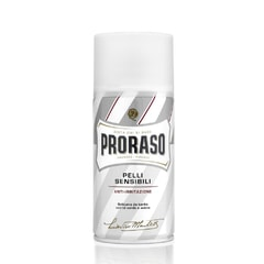 Proraso White Travel Shaving Foam with Green Tea (50 ml)