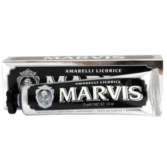 Marvis Amarelli Licorice Toothpaste (85 ml)